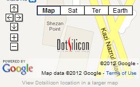 Dotsilicon Office Location